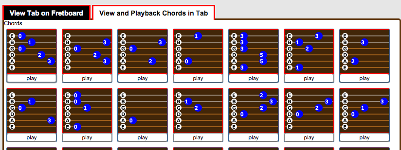 Guitar : guitar tablature creator Guitar Tablature Creator plus ...