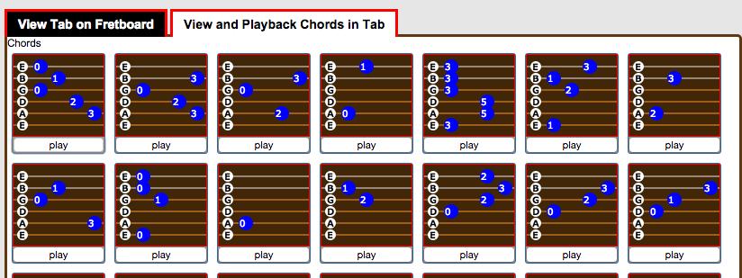 We have added MIDI Sound to Guitar Tab Creator | guitar tab creator
